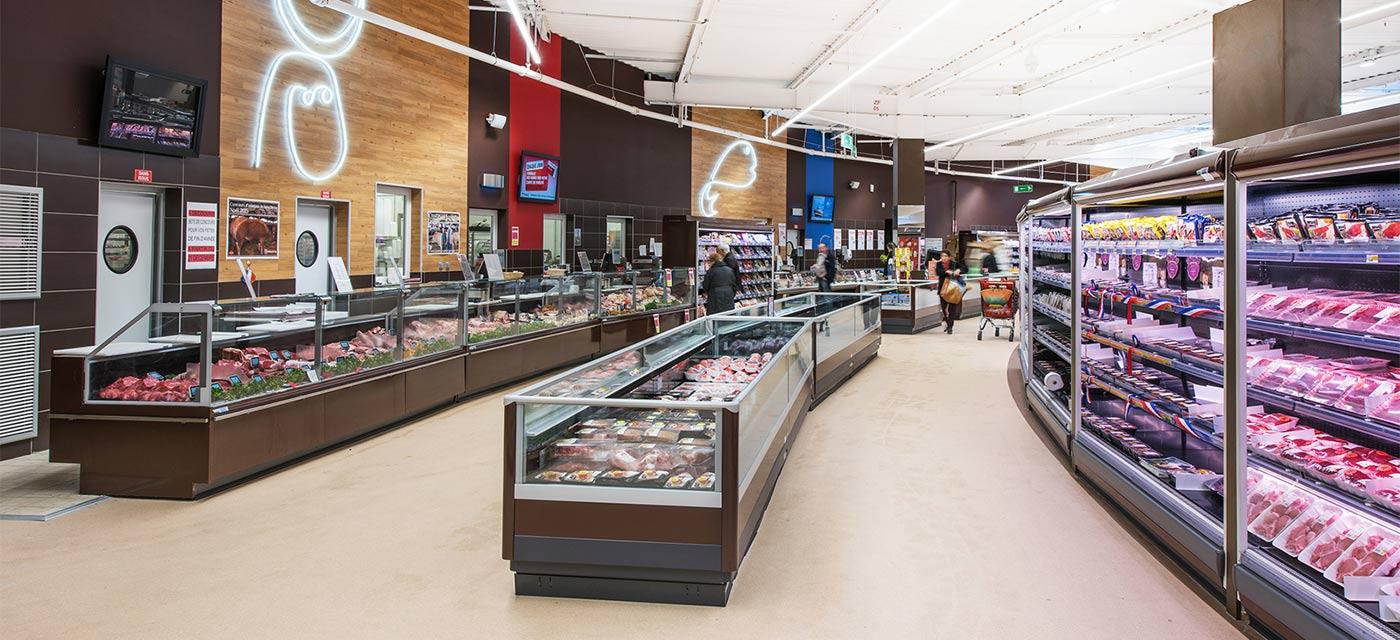 EPTA Supermarket Cabinet